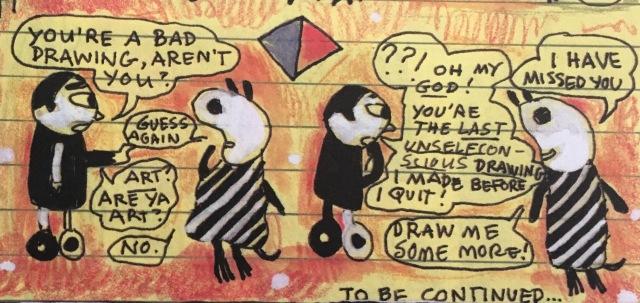 crap drawing